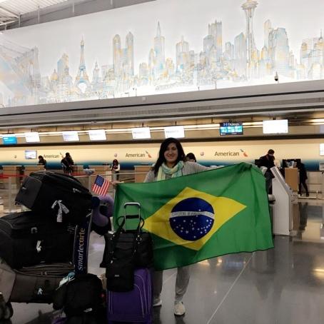 Brazilian-FlagAirport