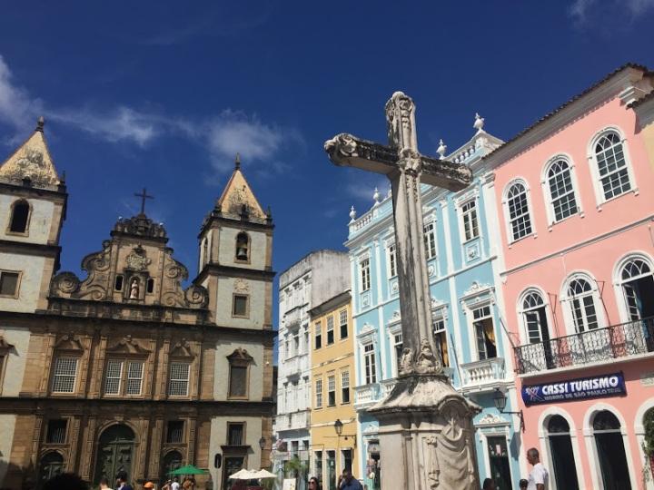 Sao Francisco-Church